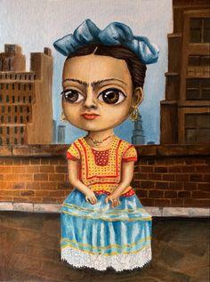 Óleo sobre tela 30x40cm Nyc, Childhood, Princess Zelda, Painting, Fictional Characters, Oil On Canvas, Infancy, Painting Art, Paintings