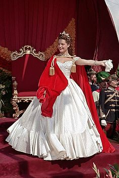 Romy Schneider, Sissi Film, Impératrice Sissi, Princesa Sissi, Bridal Dresses, Wedding Gowns, Empress Sissi, She's A Lady, Princess Aesthetic