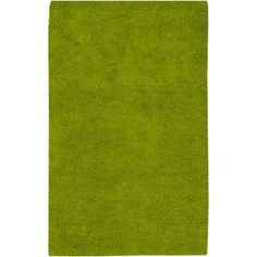 Art of Knot Addison Wool Area Rug, Green