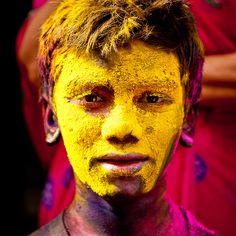 Festival of Colours.
