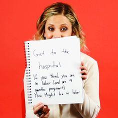 16 Random Questions About Parenthood With Sarah Michelle Gellar