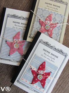 marque-page original et adorable - chez Vanessa, nur Idee als Lesezeichen oder Geschenk, siehe auch Verpackung