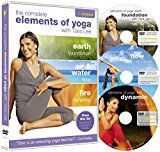 cool Elements of Yoga: The Collection with Tara Lee (3 DVD Set) Box Set
