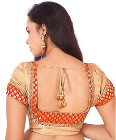 Latest patch work blouse designs 2019 - New Blouse Designs Patch Work Blouse Designs, Simple Blouse Designs, Saree Blouse Neck Designs, Choli Designs, Bridal Blouse Designs, Lehenga Designs, Cut Work Blouse, Designer Blouse Patterns, Blouse Models