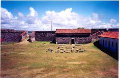 Fortaleza de Santa Catarina - PB