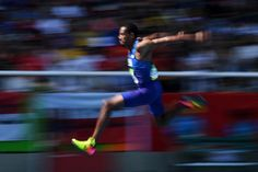 Christian Taylor in the triple jump at the Rio 2016 Olympic Games (Getty Images)