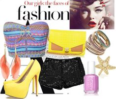 """""""Party Chic"""" by lychmacalincag on Polyvore"""