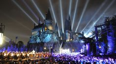 The head of Universal Creative talks about the technology used to create The Wizarding World of Harry Potter theme park rides.