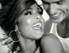 Janet Jackson and Antonio Sobato