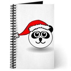 Santa Claus Panda Journal