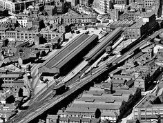 Disused Stations: Birmingham Moor Street Station Station To Station, Old Train Station, Train Stations, City Of Birmingham, Birmingham News, Disused Stations, Great British, Old Buildings, Locomotive