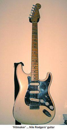 NileRodgers.com 1959 fender stratocaster