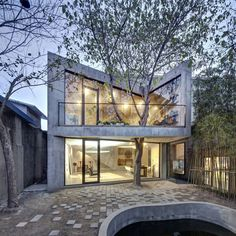Tea House, Shanghai, Archi-Union Architects