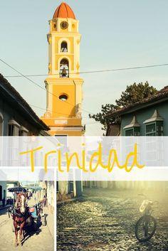 Trinidad – Where I left my heart in Cuba