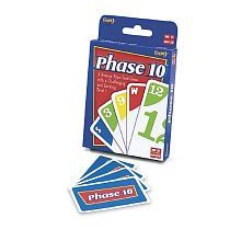 Phase 10-->Favorite family game