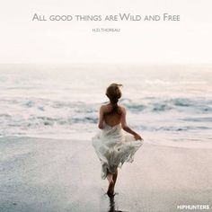 Free Spirit (noun): someone or something who lives by their own wishes and it's unconstrained by society. #Freedom #Wild #freespirit #quoteoftheday #inspirationalquote #inspiration #summer #beach http://www.hiphunters.com/