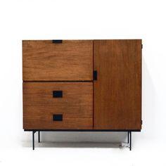 Pastoe CU01 'Japanese Series' Cabinet by Cees Braakman, 1950s