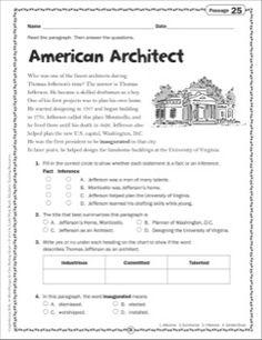 Summarizing Worksheet 1