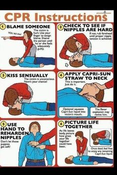 CPR- Nurse Humor  I'm still laughing