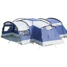 amazon com tahoe gear ozark 3 season 16 person large family cabin