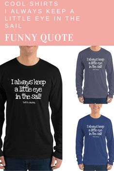 Island Jay The Pontoon Boat is My Happy Place Long Sleeve T-Shirt