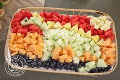 Cutie patootie dinosaur fruit tray!