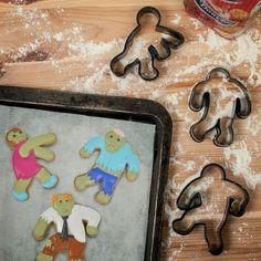 Für Zombie-Bäcker: Die etwas andere Ausstechform | #backen #backspass