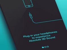 App Intro Tutorial [GIF] by José Sánchez-Blanco