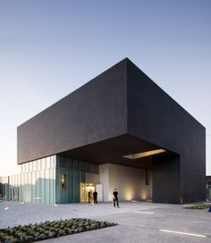 Solstice Arts Centre; County Meath, Ireland, 2006, by Universita Luigi Bocconi School of Economics; Milan, Italy, 2008, by Grafton Architects