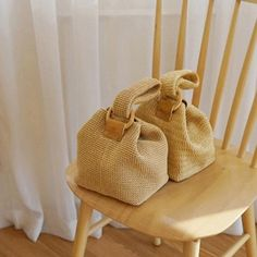 Handwoven Natural Straw Bags Cute Women Rattan Mini Bucket Bags - NEW 2018 Summer Fashion Wicker Bag Women's Beach Straw Clutch bag - Clutch Bag, Tote Bag, Crossbody Bags, Diy Sac, Bag Women, Women's Summer Fashion, Fashion Bags, Women's Fashion, Fashion Design