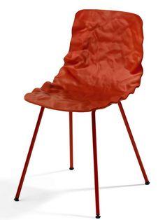 DENT #chair by @B Lå Station | #design o4i #colour #red