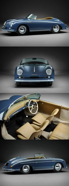 Awesome Porsche 2017: 1957 Porsche 356A Speedster ... Shakes and Cars Check more at http://carsboard.pro/2017/2017/01/07/porsche-2017-1957-porsche-356a-speedster-shakes-and-cars/