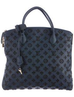 Louis Vuitton Monogram Addiction Lockit Vertical MM