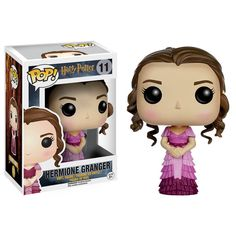 Funko Harry Potter POP Hermione Granger Yule Ball Vinyl Figure