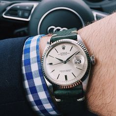 Rolex Oyster Perpetual Datejust - mens big face gold watches, mens cuff watches, mens watches for cheap