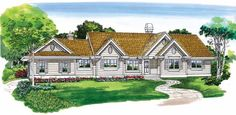 Eplans+Colonial+House+Plan+-+Columned+Front+Porch+-+1588+Square+Feet+and+3+Bedrooms+from+Eplans+-+House+Plan+Code+HWEPL06251