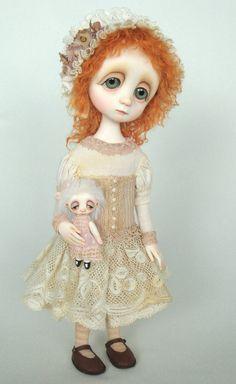 Shellie - original doll by Ana Salvador