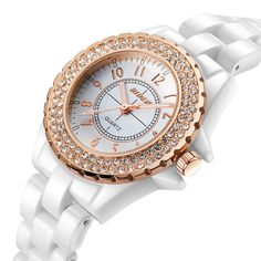 f1049a87db6 Women s Watches Brand Luxury Fashion Ladies Gold Silver Diamond Dial Quartz  Wrist Watch relogio feminino reloj de mujer modernos