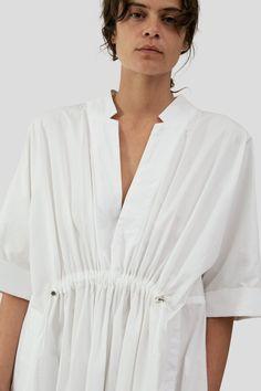 Ridge Dress in 2020 Boho Fashion Over 40, Fashion For Women Over 40, Rachel Comey, Runway Fashion, Fashion Outfits, Womens Fashion, Fashion Fashion, White Fashion, Lounge Wear