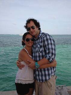 Bart and Alexis 2012... Cayman Islands