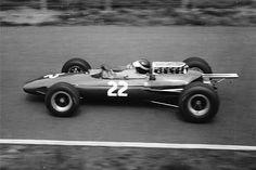 Description 1965-07-30 Paul Hawkins, Lotus-Climax.jpg