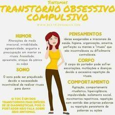 Vamos falar sobre?  #transtornoobssesivocompulsivo. Writer Tips, Job Coaching, Psychology Facts, Study Notes, Emotional Intelligence, Body Language, Art Therapy, Mental Health, Anxiety