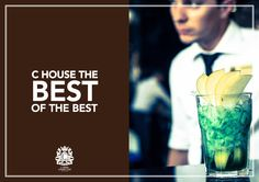 The brands stands for the best c house products from the best Baristas and Bartenders.
