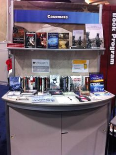 The Casemate stand at AUSA 2013