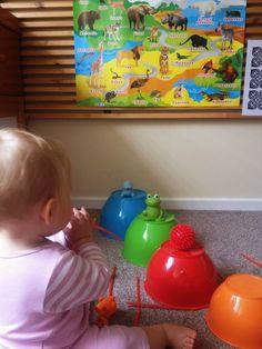 Игры и занятия - 6-9 месяцев - Babyblog.ru