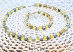 Picasso, Innovation, Necklaces, Lemon Yellow, Jewellery Designs, Wristlets, Silver