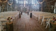 Ceremony Happily Ever After, Wedding Day, Barn, Table Decorations, Country, Furniture, Home Decor, Pi Day Wedding, Converted Barn