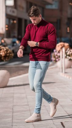Mens fashion trends - 39 Casual Street Style Outfit For Young Man Outfits Casual, Stylish Mens Outfits, Men Casual, Outfits For Men, Men's Outfits, Stylish Clothes, Summer Outfits, Fashion Outfits, Mens Fashion Blog