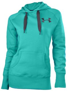 Under Armour Women's UA Charged Cotton Storm Fleece Hoody