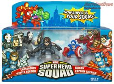Xman Marvel, Best Kids Toys, Army Men, Winter Soldier, Outdoor Christmas, Squad, Action Figures, Superhero, Poster